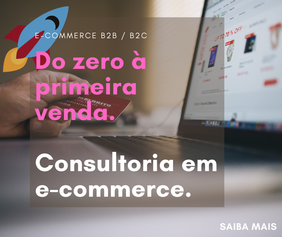Consultoria e-commerce